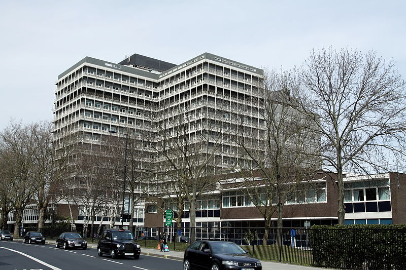 File:800px-Charing Cross Hospital in London, spring 2013 (15).JPG