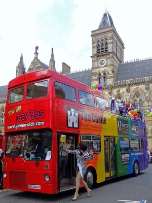 The Gay Bus 92